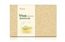 V  food 멀티비타민 세트